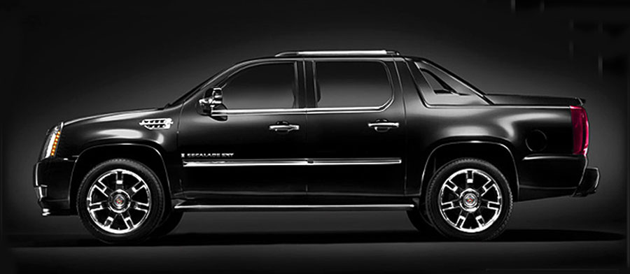 Escalade EXT (pickup)